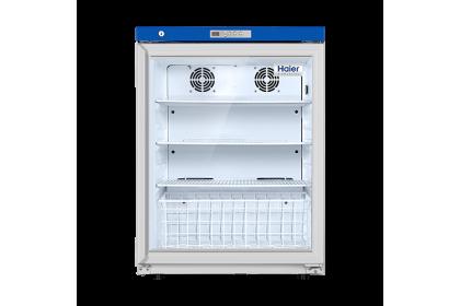 2-8˚C Pharmacy Refrigerator, 118L, Upright, Glass Door