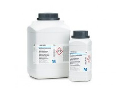 Sodium hydroxide pellets EMPLURA®, 1kg (Poison)